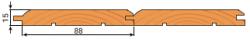 Вагонка липа